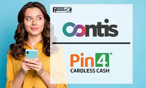 Contis partners with cardless cash solution